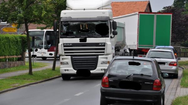 Verkehrssituation in Pattensen