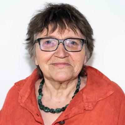 Ursula Caberta y Diaz (Kreistagsabgeordnete und Kandidatin auf Listenplatz 1)